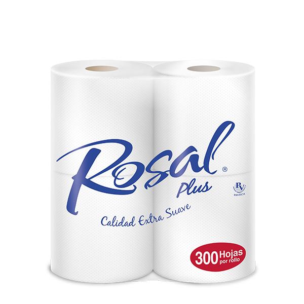 Rosal Plus Doble Hoja 300H X4