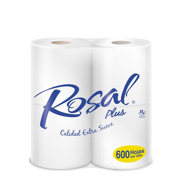 Rosal Plus Doble Hoja 600H X4