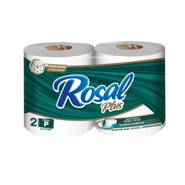 Rosal Plus Doble Hoja 215H X2